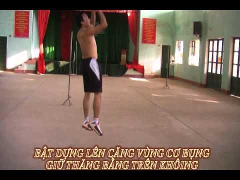 Kỹ thuật nhảy ném rổ