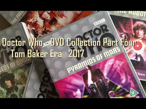 Docotor Who DVD Collection 2017 Review/Overview - Part Four - Tom Baker - Fourth Doctor