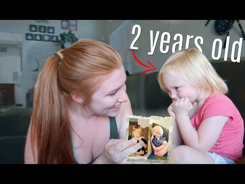 Toddler reacting to mom's BABY photos from YouTube · Duration:  13 minutes 32 seconds