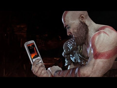God Of War's Impressive Java Phone Spin-off | Minimme