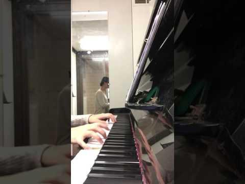 Bach. Suite VI Allemand. Ansheng xu. 20