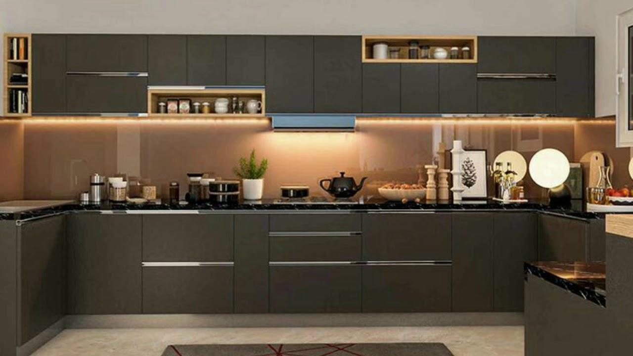 Modular Kitchen Small Kitchen Design Ideas 9