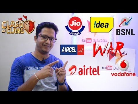 WAR of TELECOM's | All The Latest & Trending Telecom News | Data Dock