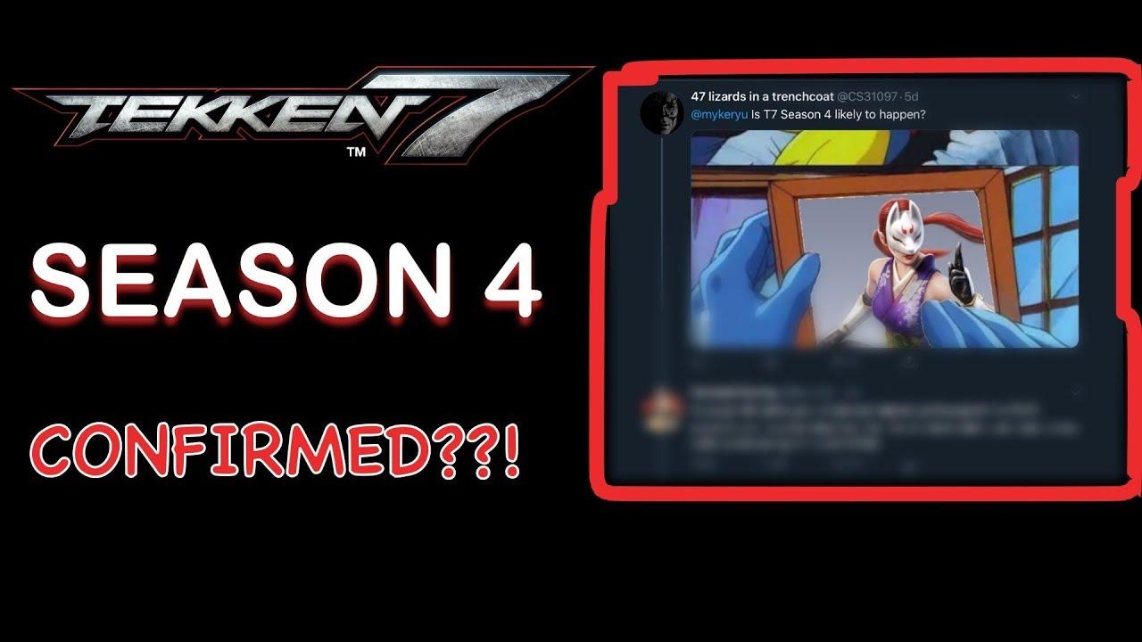 Tekken 7 Season 4 Is In Works Tekken 7 January 2020 Update