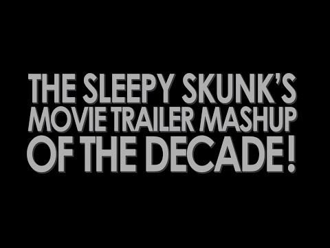 Movie Trailer Mashup of the Decade (2010 - 2019)