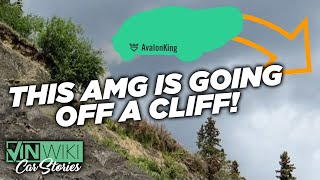 I bought an AMG to shoot off a cliff