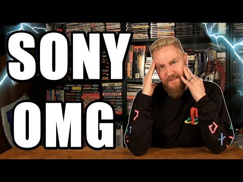 SONY 2018 CONFERENCE REACTION! - Happy Console Gamer