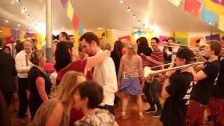 New York Brass Band Wedding Promo