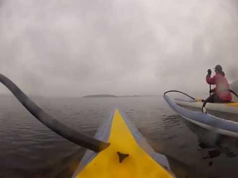 Lakes of Killarney & Hawaiian Outrigger Canoes