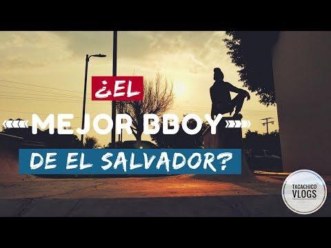 ¿EL MEJOR BBOY DE EL SALVADOR?