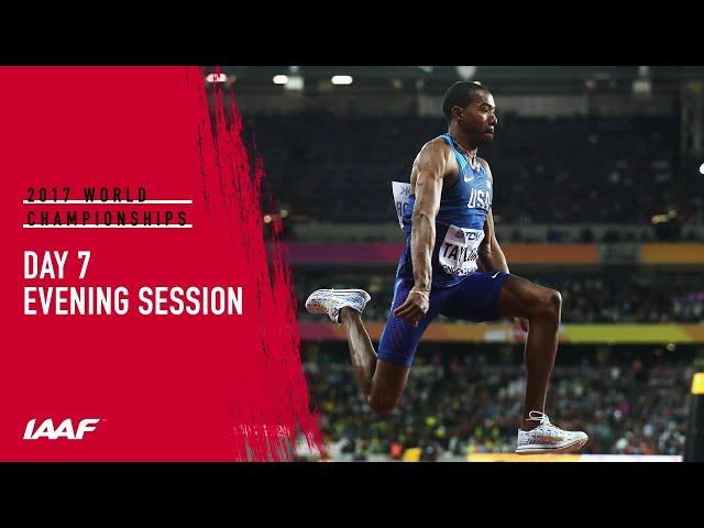 IAAF World Championships London 2017 Live Stream - Day 7