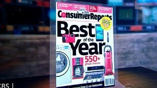 Consumer Reports reveals 2013