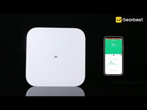 Xiaomi Mi Scale 2 Smart Body Weighing - Gearbest.com