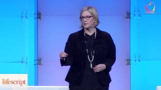 2015 Lead On Conference: Brené Brown Steps Into The Arena
