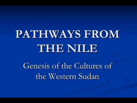 PATHWAYS FROM THE NILE