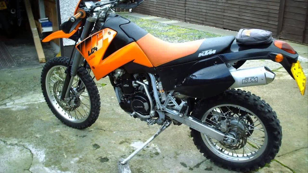 small resolution of ktm lc4 640 2001