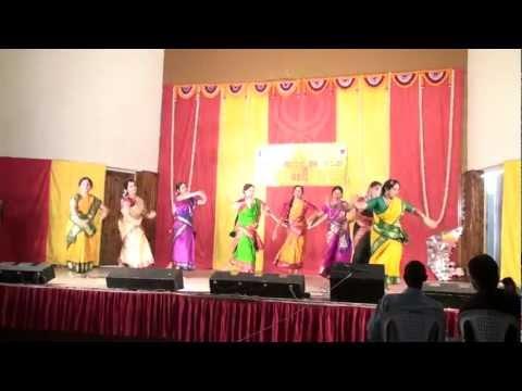Kannada Folk Dance- Jalle Kabbu