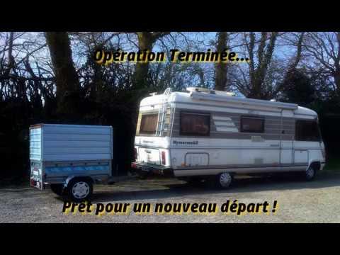 film r novation camping car et remorque youtube. Black Bedroom Furniture Sets. Home Design Ideas