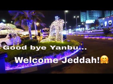 Goodbye Yanbu..  Hello Jeddah!  -Saudi Arabia - المملكة العربية السعودية