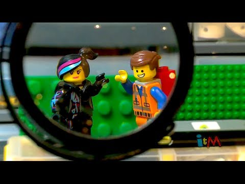 The LEGO Movie Experience debuts at LEGOLAND California