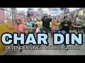 Char din || Punjabi song || Bhangra choreography || by ANEW fitness centre and dance academy