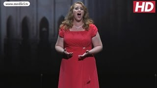 Rachel Willis-Sørensen - Tannhäuser Dich, teure Halle at Operalia 2014