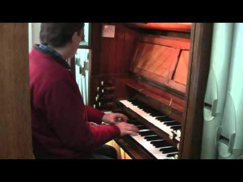 Love Divine All Loves Excelling: Tune Blaenwern: St Illtuds Church Llantwit Major