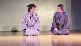 大衆演劇『ニュー梅田劇団』おまけトーク