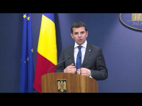 Declaratii de presa Daniel Constantin