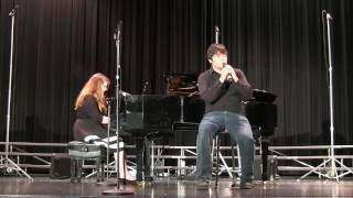Teague Olguin & Grace Cowan - Love Yourself - Brazoswood Choir Pop Concert - May 2016