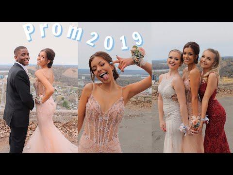 my PROM ~grwm & vlog~