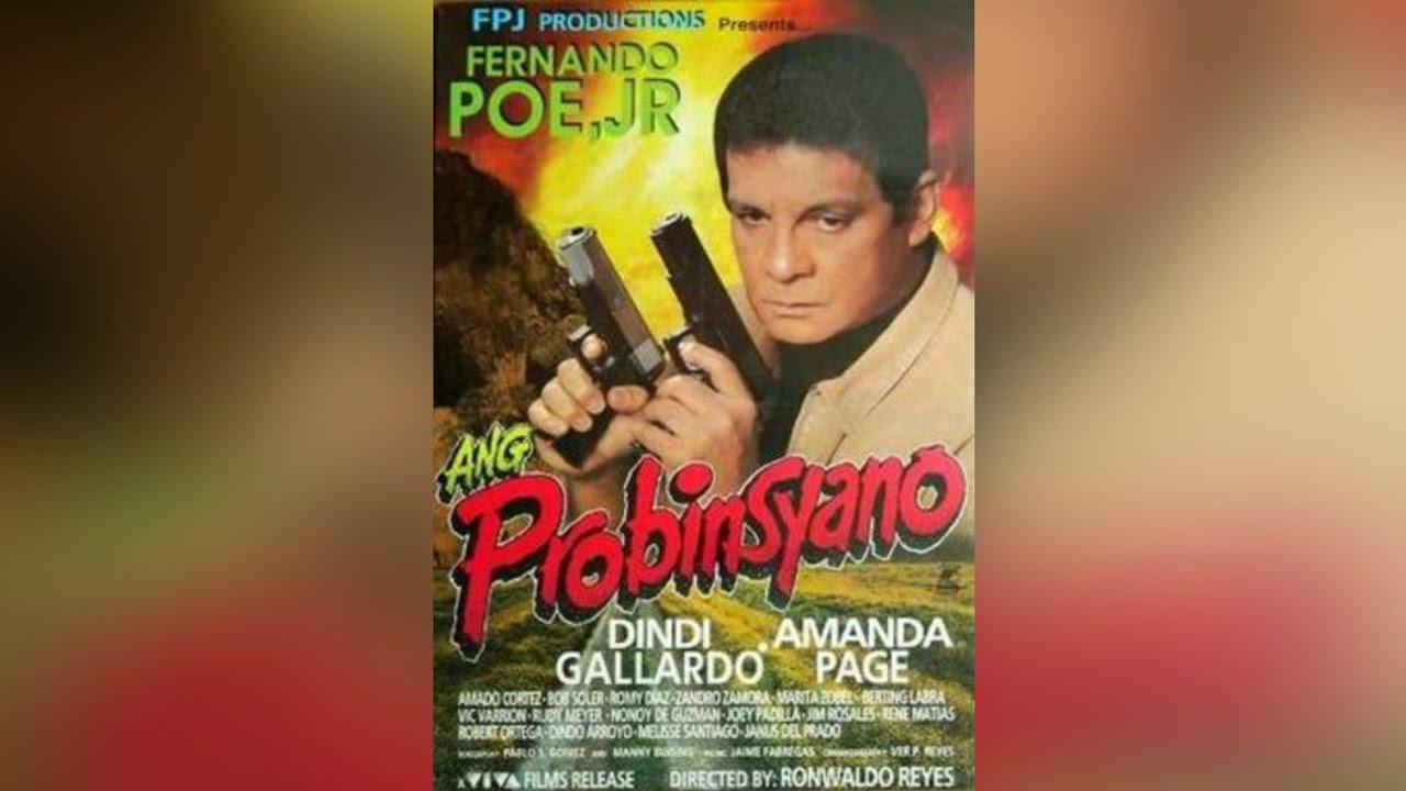 Fernando Poe Jr Ang Probinsyano 1997 Full Length Tagalog Movies Youtube
