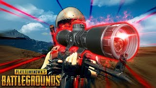 NEW 30x Scope..?! | Best PUBG Moments and Funny Highlights - Ep.195