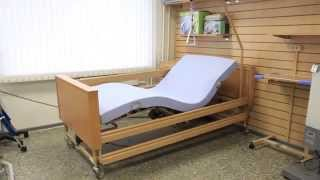 Медицинские функциональные кровати для лежачих больных