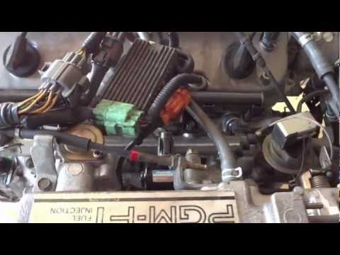 Honda Accord 90-93 F22A Used low mileage engine. JDM Motors