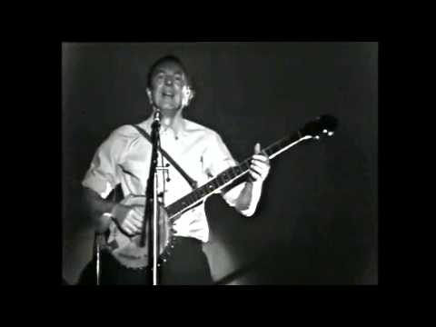 PETE SEEGER ⑩ Little Boxes (Live in Sweden 1968)