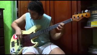 I Feel Love - Red Hot Chili Peppers (Bass Cover)