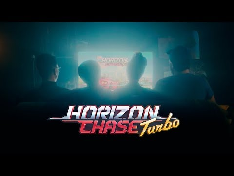 Horizon Chase Turbo - Trailer De Lançamento - Volte A Jogar Como Nos Velhos Tempos