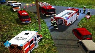 Emergency 4 - Wegberg 7 - PC Gameplay