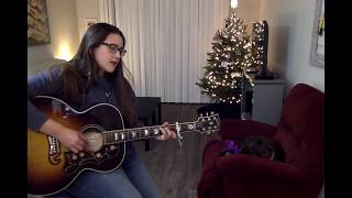 Joni Mitchell River Cover - Featuring Frankie the Dog