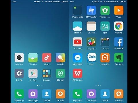 MIUI 7 HTC ONE M8