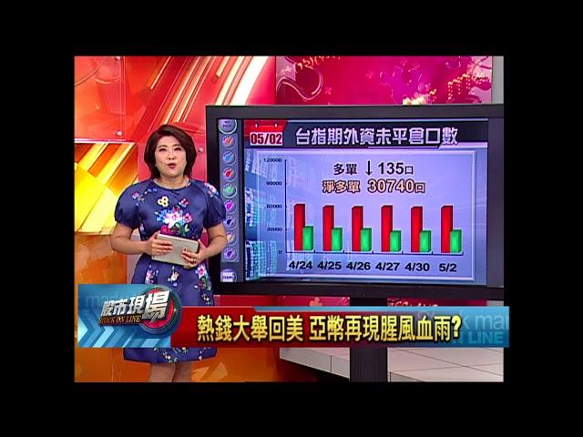 【股市現場-非凡商業台鄭明娟主持】20180502part.2(林隆炫×賴建承)