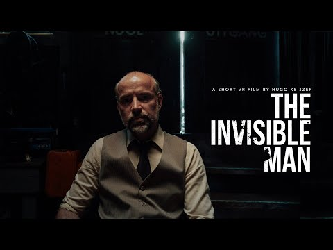 The Invisible Man - 360 Degree VR Short Film