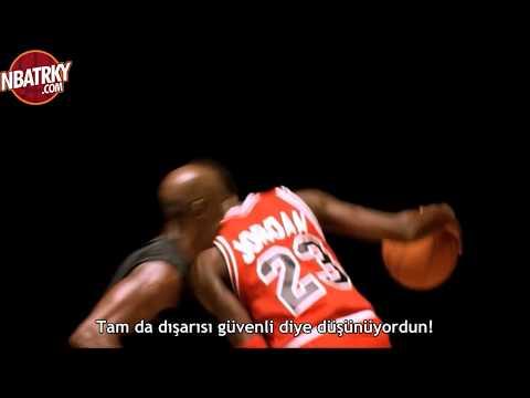 Michael Jordan 2003 Gatorade Reklamı - 23 vs 39
