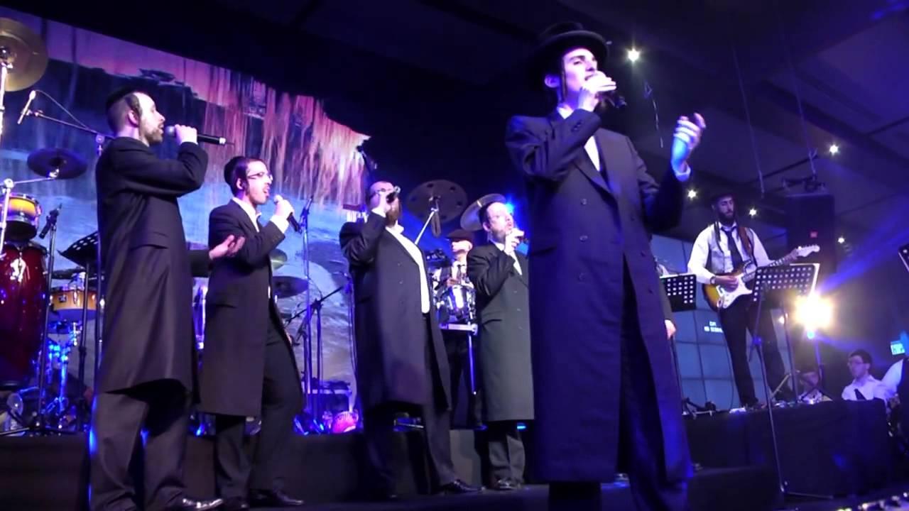 המנגנים | קומטאנץ 1 | מוטי שטיינמץ ומקהלת שירה - 'כאייל תערוג' | הקליפ הרשמי