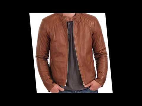 ef80c267e Ten Trending Casual Menswear Leather Jacket Styles 2017