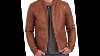 Ten Trending Casual Menswear Leather Jacket Styles 2017