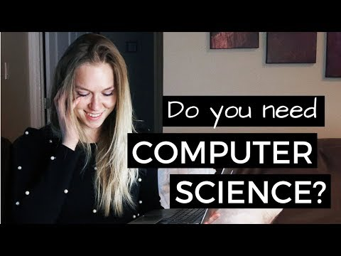 Do you need a Computer Science Degree to Work in Tech? | Coding Blonde Myth Buster N1