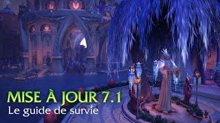 World of Warcraft: Legion | Retour à Karazhan, le guide de survie (sous-titres FR)