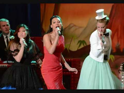Glee Cast - Love You Like A Love Song (Studio HD)